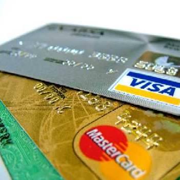 credit cards - Gold Visa Prepaid Card